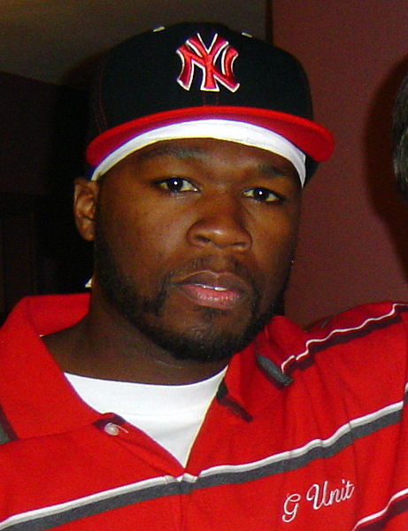 50 Cent (Curtis Jackson)