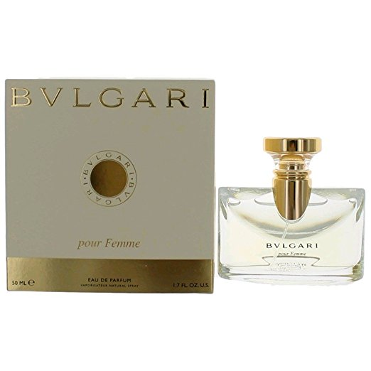 bvlgari pour femme eau de parfum the celebrity fragrance. Black Bedroom Furniture Sets. Home Design Ideas