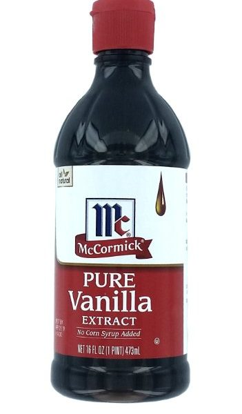 Mccormick 39 S Pure Vanilla Extract The Baking Kind The