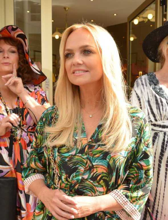 Emma Bunton (Baby Spice) | The Celebrity Fragrance Guide