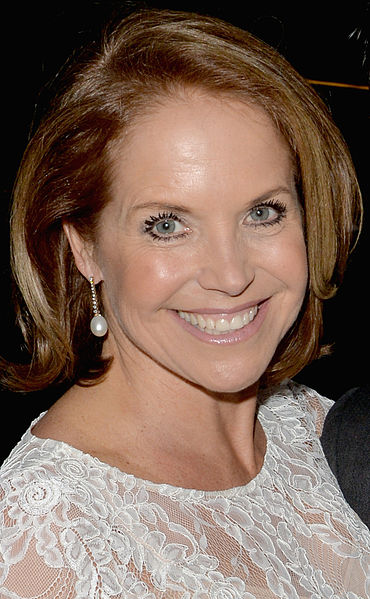 Katie Couric The Celebrity Fragrance Guide