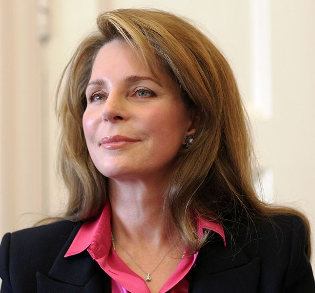 Queen Noor of Jordania