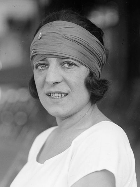 Suzanne Lenglen